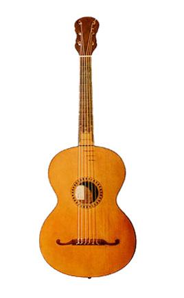Legnani Guitar
