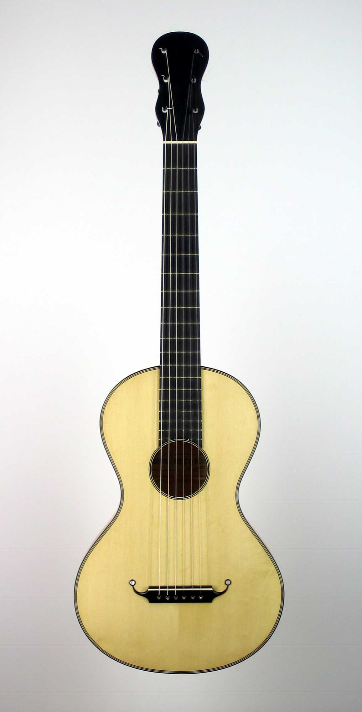 C F Martin and His Guitars 17961873 H Eugene and